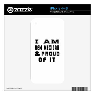 NEW MEXICAN DESIGNS iPhone 4 DECALS