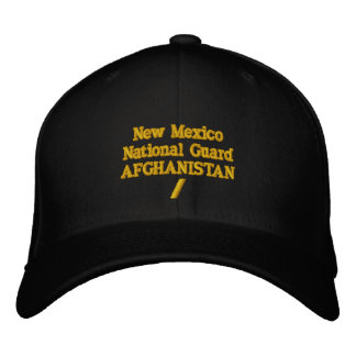 New Mexico 6 MONTH TOUR Embroidered Baseball Hat