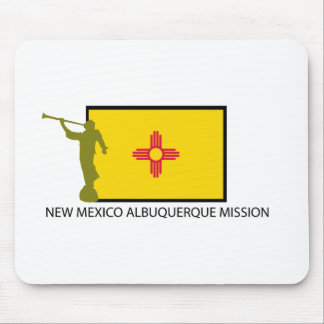NEW MEXICO ALBUQUERQUE MISSION LDS CTR MOUSE PAD