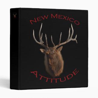 New Mexico Attitude Binder