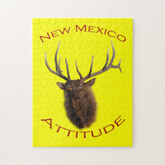 New Mexico Attitude Jigsaw Puzzle