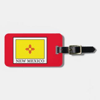 New Mexico Bag Tag