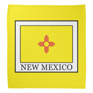 New Mexico Bandana