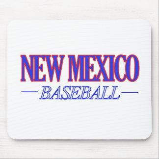NEW MEXICO baseball DESIGNS Mouse Pad