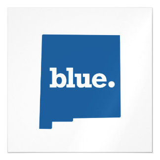 NEW MEXICO BLUE STATE MAGNETIC CARD