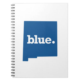 NEW MEXICO BLUE STATE NOTEBOOK