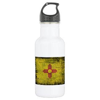 New México Botella De Agua De Acero Inoxidable