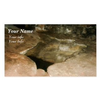 New Mexico Cave Business Cards