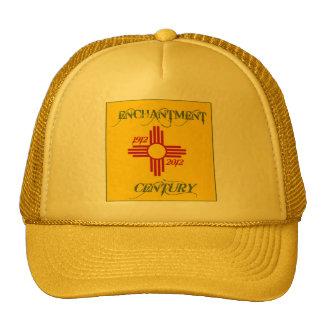 New Mexico Centennial 100 hat