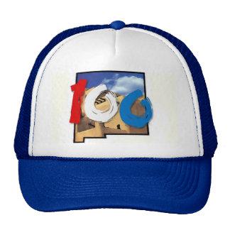 New Mexico Centennial Trucker Hat