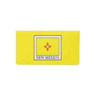 New Mexico Checkbook Cover