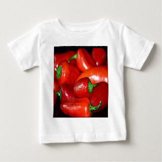 New Mexico Chili Peppers (Chile) Baby T-Shirt