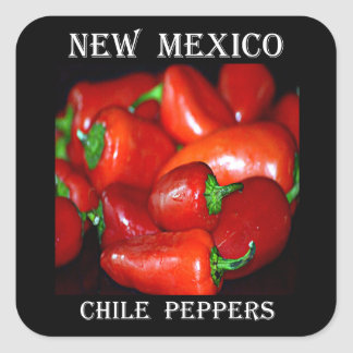 New Mexico Chili Peppers (Chile) Sticker