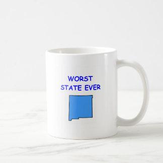 new mexico coffee mug