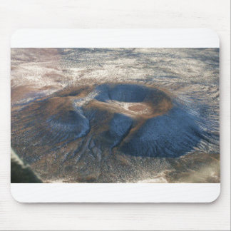 New Mexico Crater Mouse Pad