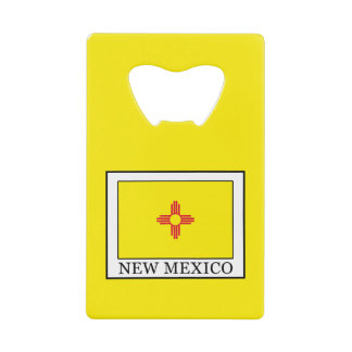 New Mexico Credit Card Bottle Opener