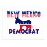 New México Demócrata Postal