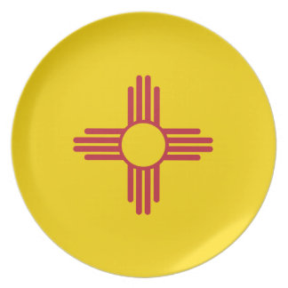 NEW MEXICO DINNER PLATE