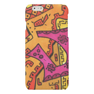 New Mexico Dreams Matte iPhone 6 Case