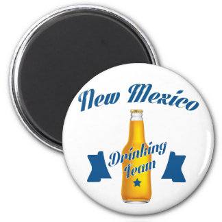 New Mexico Drinking team Magnet