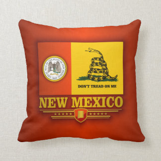 New Mexico (DTOM) Pillow