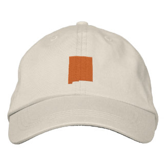 New Mexico Embroidered Baseball Hat