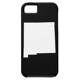 New México en blanco y negro iPhone 5 Case-Mate Funda
