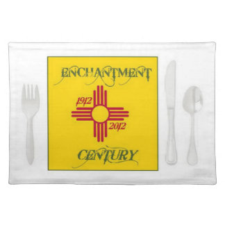 New Mexico Enchantment Century placemat