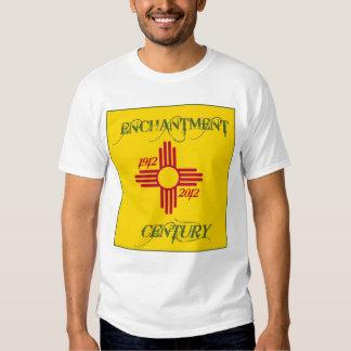 New Mexico Enchantment Century T-shirts