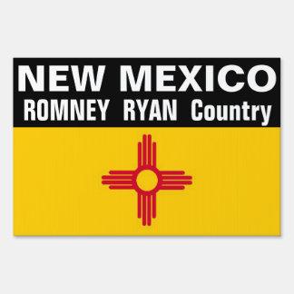NEW MÉXICO es muestra del país de Romney Ryan