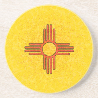 NEW MEXICO FLAG Coaster