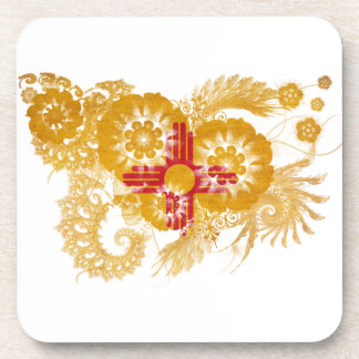 New Mexico Flag Coaster