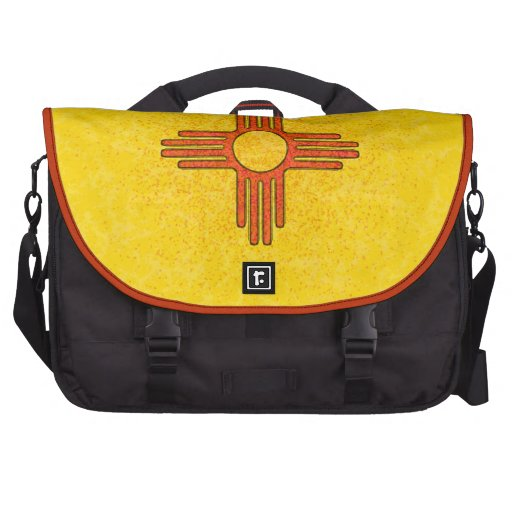 NEW MEXICO FLAG COMMUTER BAGS