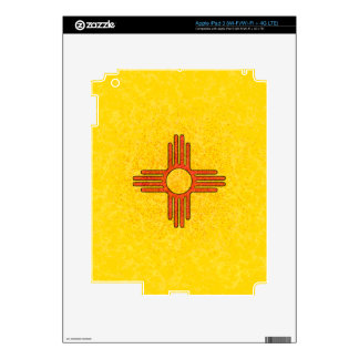NEW MEXICO FLAG iPad Skin