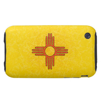 NEW MEXICO FLAG iPhone 3 Case-Mate Case