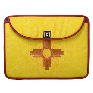 NEW MEXICO FLAG MacBook Pro Sleeve