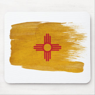New Mexico Flag Mousepads