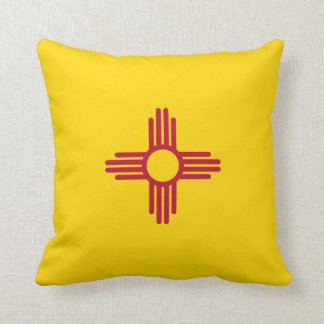New Mexico Flag pillow