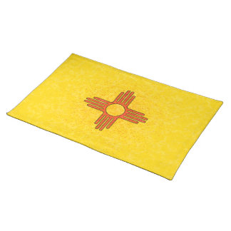 NEW MEXICO FLAG Placemat