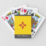 New Mexico Flag Playing Cards Bicycle Playing Cards