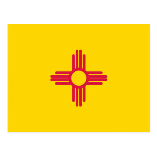 New Mexico Flag Postcard