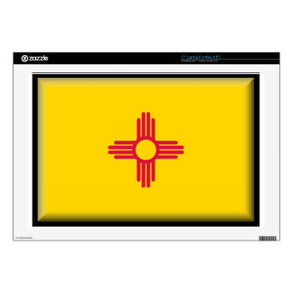 New Mexico Flag Skin For Laptop