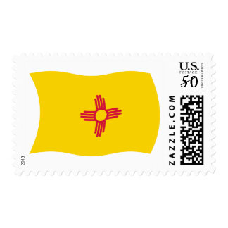 New Mexico Flag Stamps