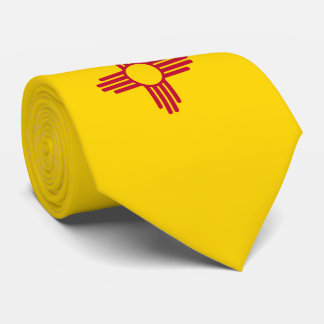 New Mexico Flag Tie