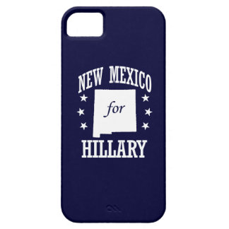 NEW MEXICO FOR HILLARY iPhone 5 COVER