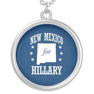 NEW MEXICO FOR HILLARY NECKLACE