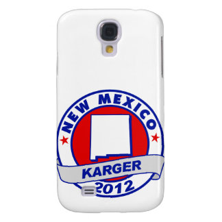 New Mexico Fred Karger Galaxy S4 Covers