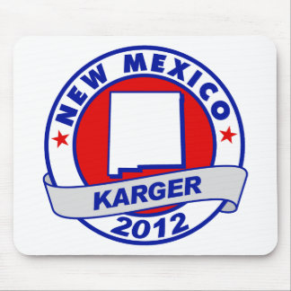New México Fred Karger Tapetes De Ratones