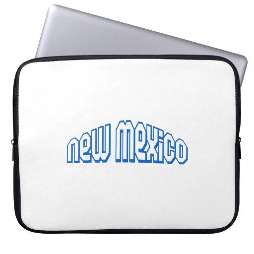 New México Fundas Computadoras