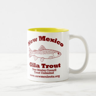New Mexico Gila Trout Mug